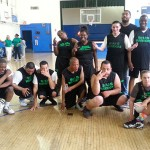 SUS Warriors Celebrate Basketball Championship