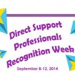 SUS Celebrates Direct Support Professionals Recognition Week