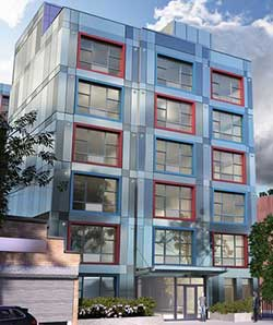 """Capsys modules come to life as """"Lego Building"""" in Bronx"""