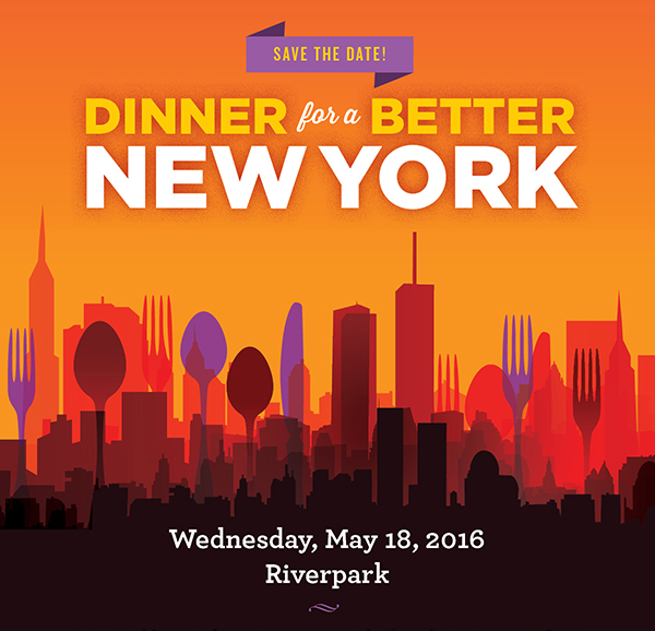 You are Invited-Dinner for a Better New York