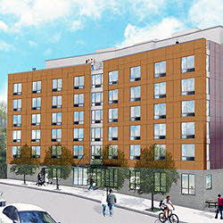 Revealed: Supportive Housing At 1434 Undercliff Avenue In Highbridge, Bronx