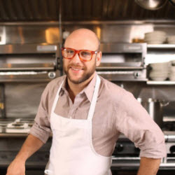 Daniel Holzman Cooked For Urban Farms