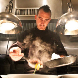 Marc Forgione Joined Chefs Cooking For Urban Farms