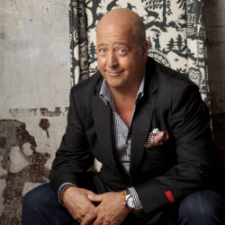 Andrew Zimmern Hosted Dinner for Urban Farms