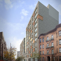 Revealed: 294 East 162nd Street, South Bronx Affordable Housing