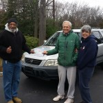 Couple Donates Car to Veteran in Need
