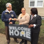 Town Helps Veteran And Her Family Secure Affordable Home