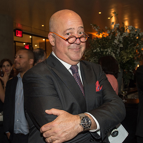 "Celebrity Chef Andrew Zimmern and Other Top Chefs Came Together for ""Dinner for a Better New York,"" Raising $700,000"