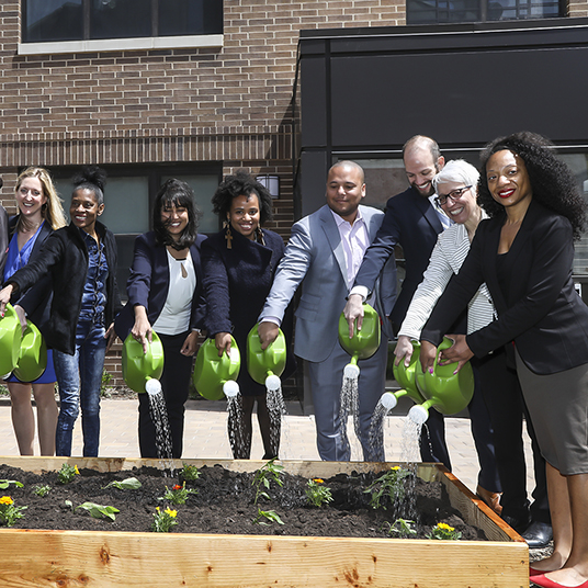 It Took a Village: Celebrating 134 New Homes in Brooklyn