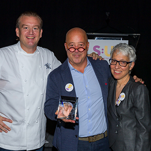S:US' 40th Anniversary Celebration Honors Chef Andrew Zimmern