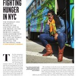 Fighting Hunger In NYC