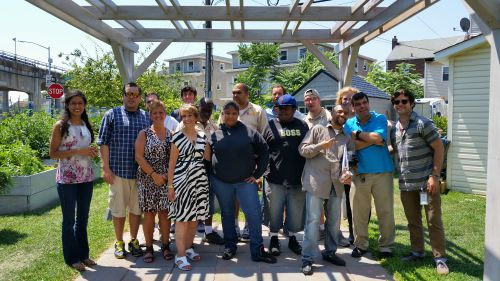Urban Farms Food & Farm Vocational Training Program Graduates Nine New Students