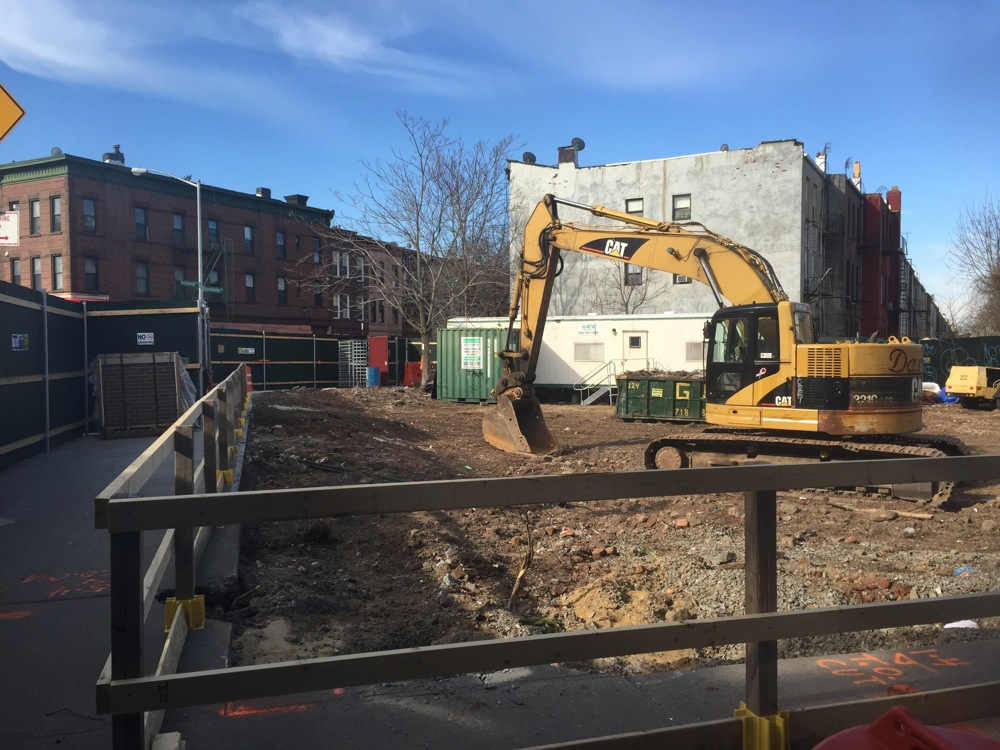 Big Affordable Housing Complex On Broadway In Ocean Hill Breaks Ground