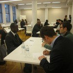 S:US & Robin Hood Foundation Host Event To Prepare Vets For The Workforce