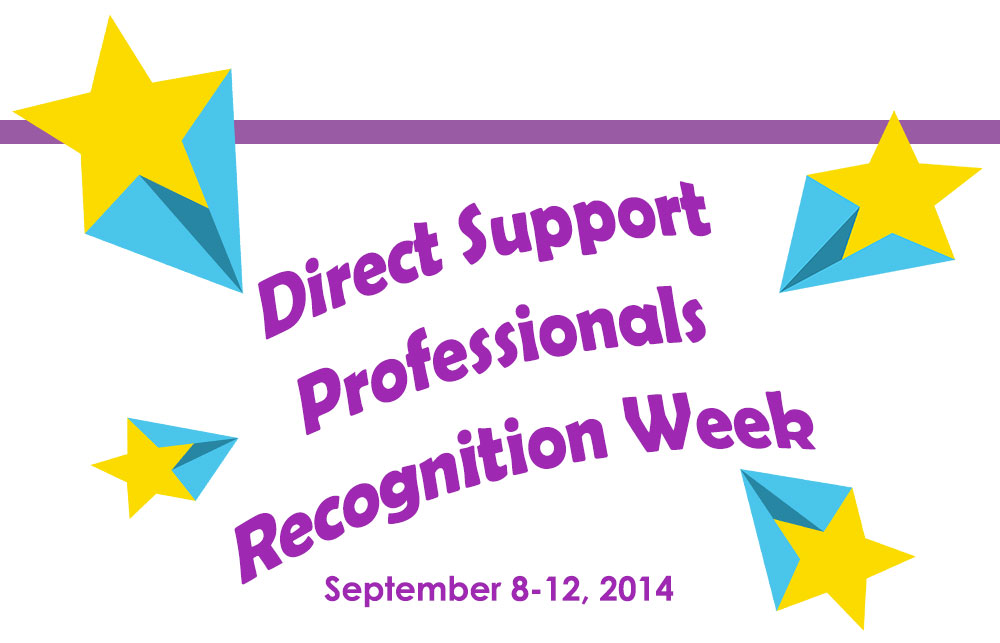 S:US Celebrates Direct Support Professionals Recognition Week