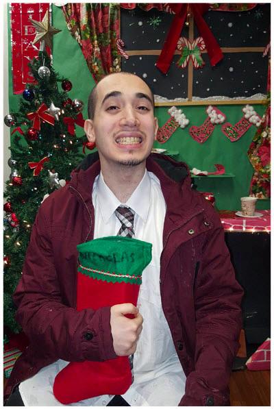 Bringing Cheer with Holiday Stockings