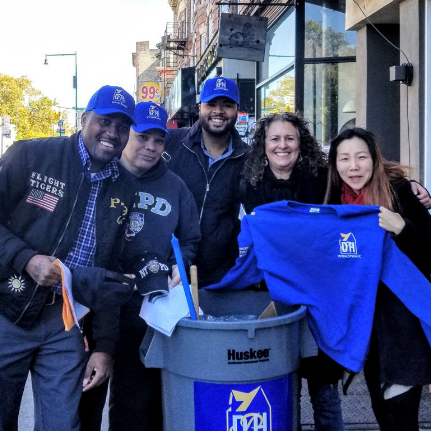 Individuals Served by S:US Help Keep Brooklyn Clean