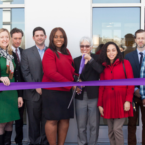Development Partners Celebrate a Housewarming For Veterans, Formerly Homeless and Low-Income Individuals and Families in a New Affordable Building in the Bronx