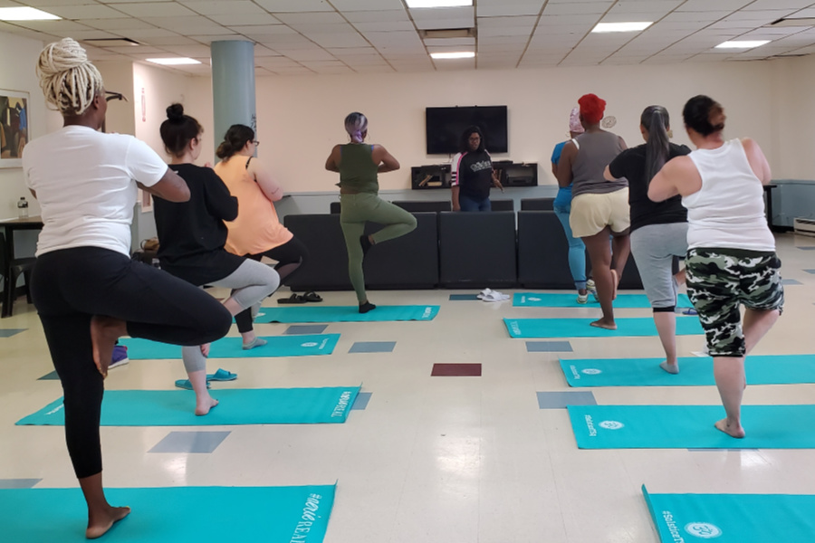 SUS-yoga