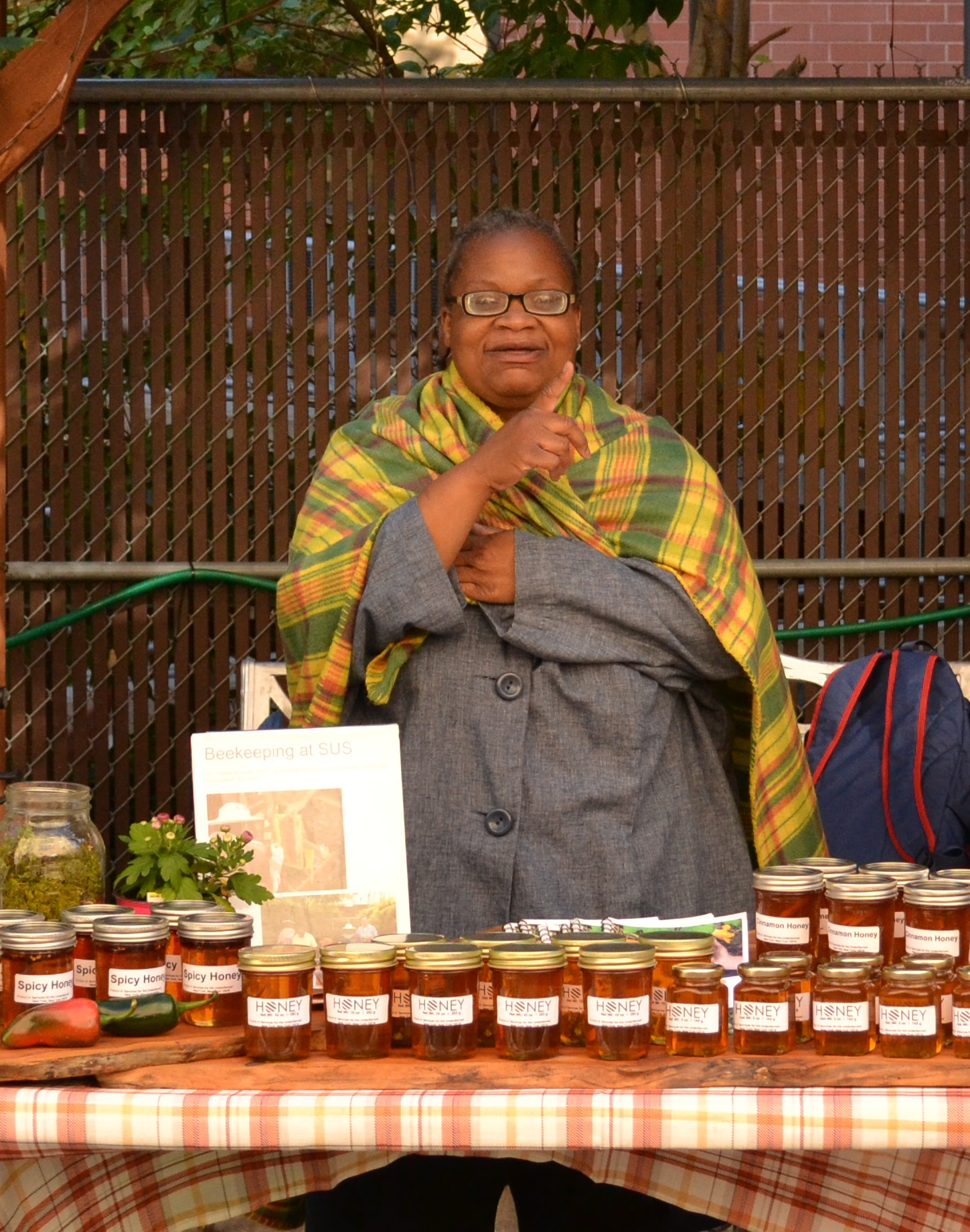 Urban Farmer Inspires Health In Others