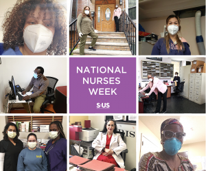 Thank You, S:US Nurses!