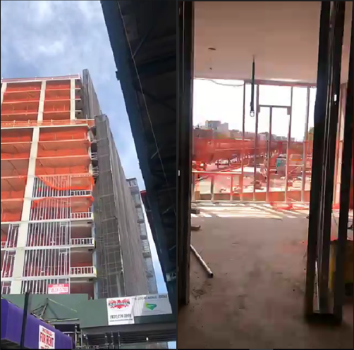 Jerome Avenue Apartments Virtual Topping Off Ceremony