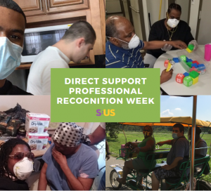 Direct Support Professional Recognition Week