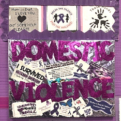 Empowering Statements from Domestic Violence Survivors