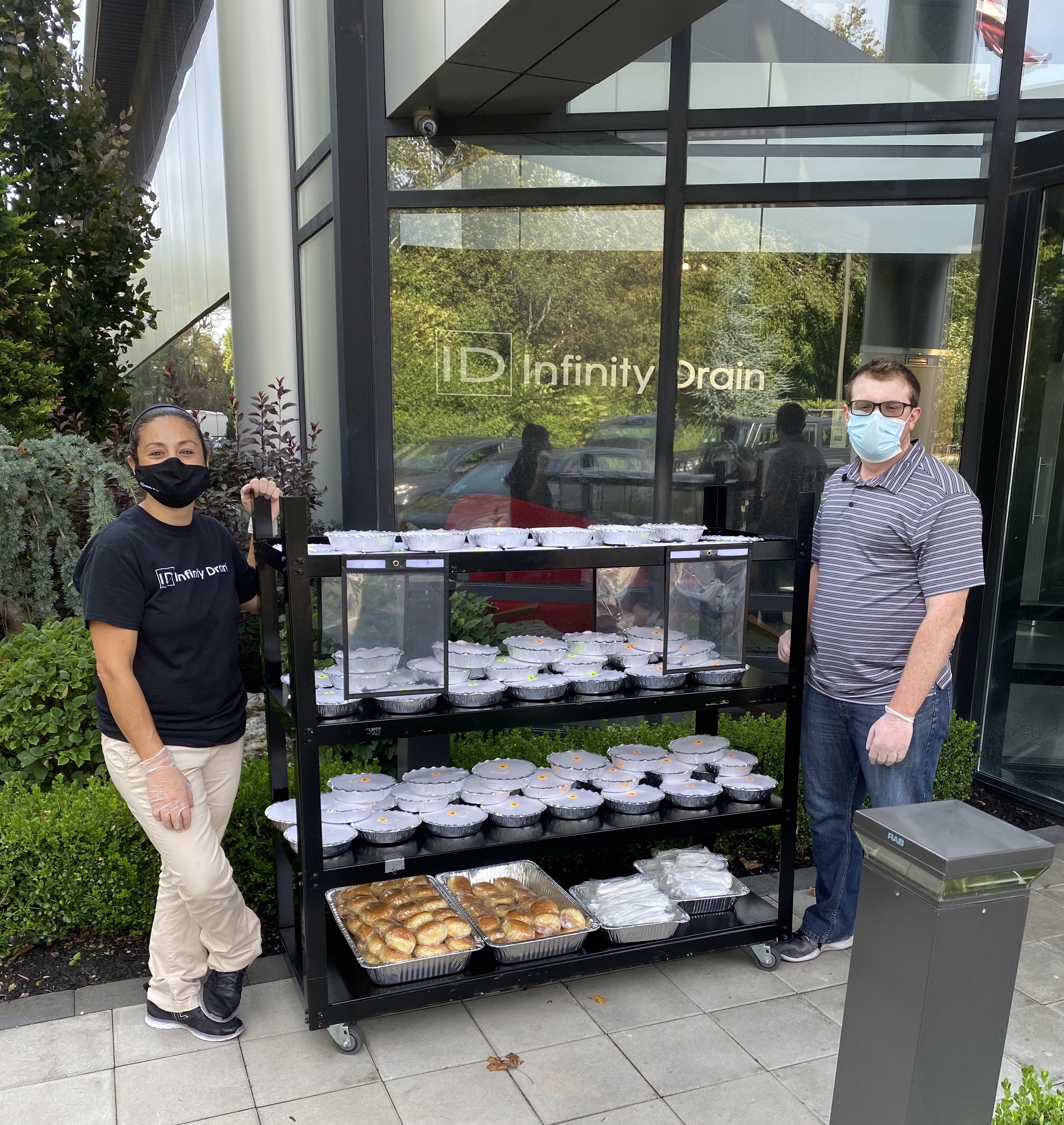S:US Partners with Infinity Drain to Provide Hot Meals for Long Island Community