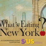 Join us for What's Eating New York? Virtual Event Series on Tuesday, March 30 at 6:30pm ET