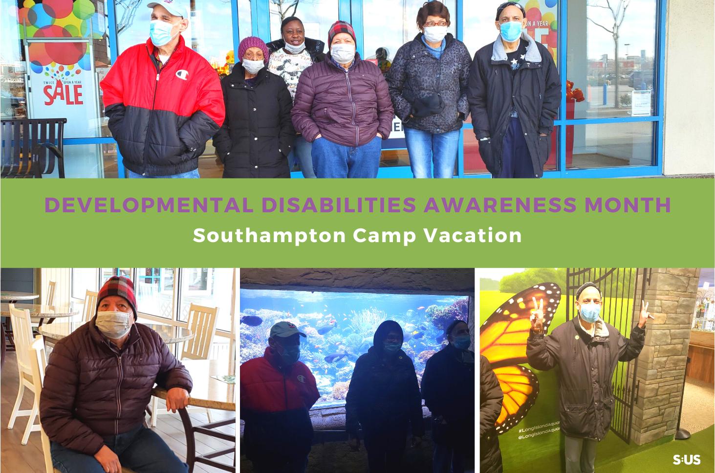 Southampton Camp Vacation