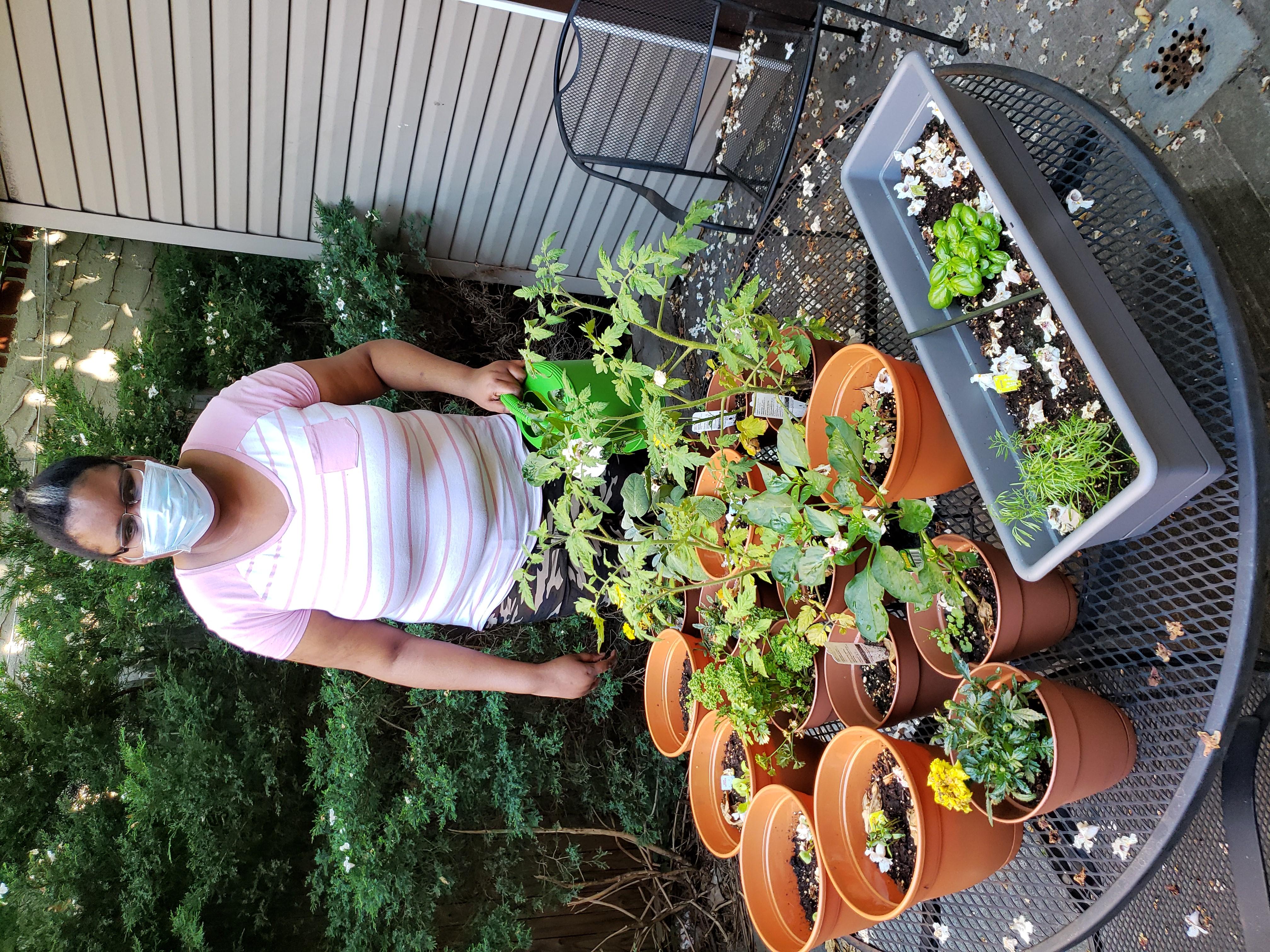 Budding Gardeners