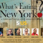 You're Invited to S:US' What's Eating New York? Virtual Event on Homelessness