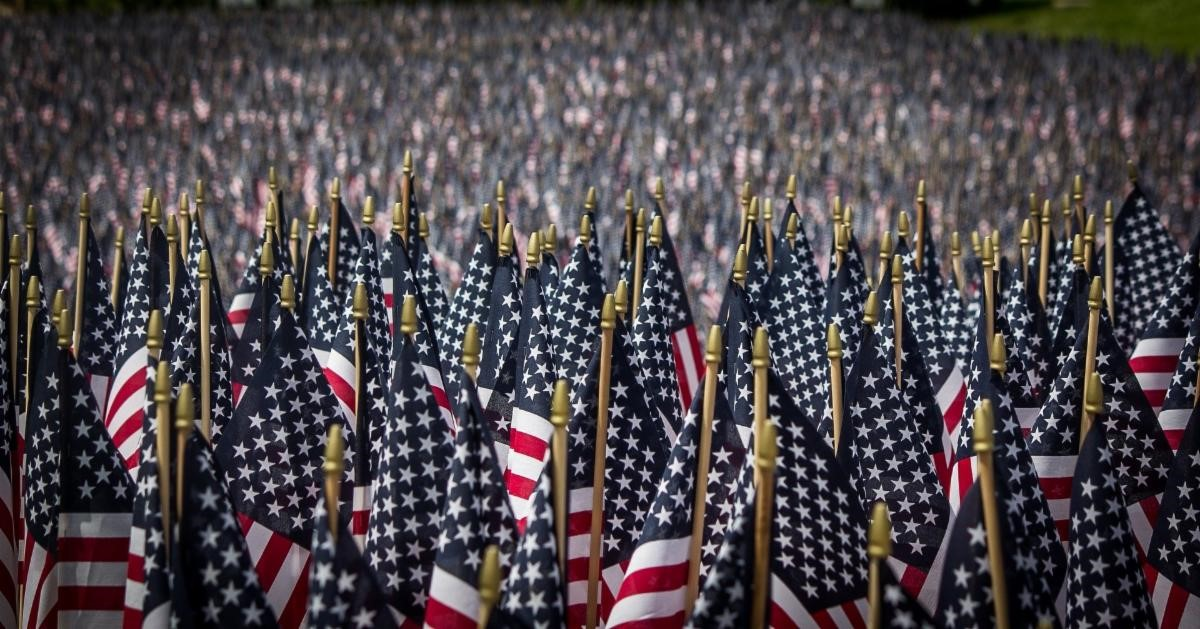 This Memorial Day, Join S:US in Saluting our Veterans