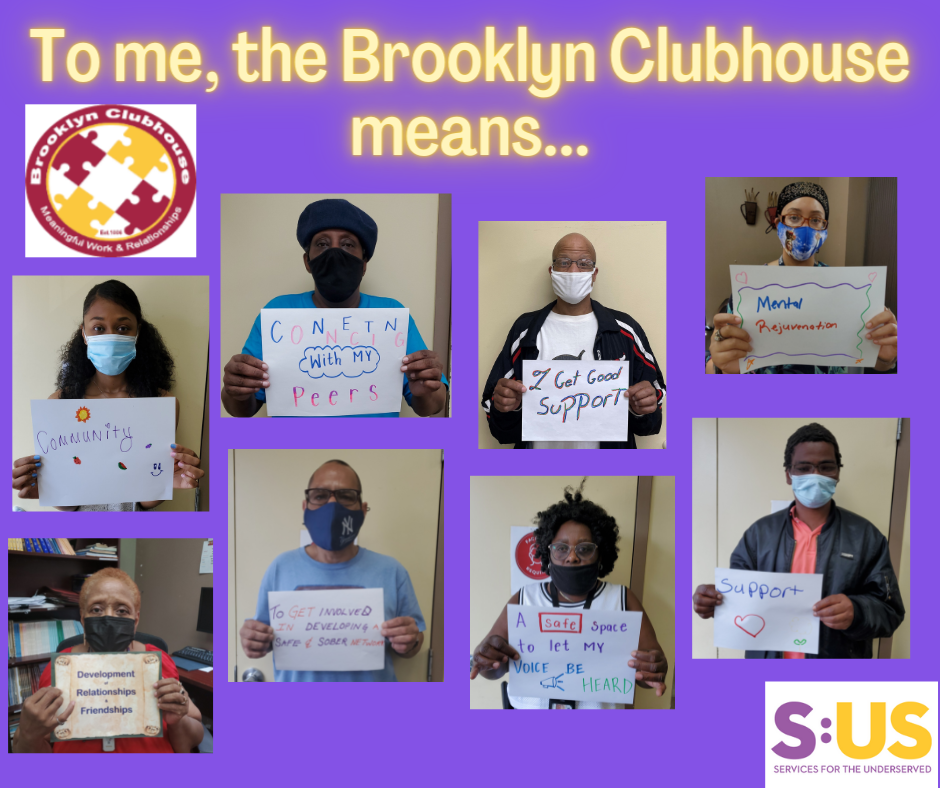 Brooklyn Clubhouse Reopening